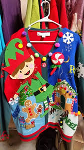 The Ugly Christmas Sweater Party - ugly christmas sweater party glen rock mill inn