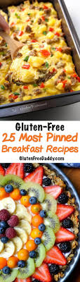 la cuisine de gratuit the 25 most pinned gluten free breakfast recipes gluten maman et
