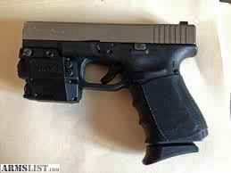 glock 19 light and laser armslist for sale trade virdian x5l green laser light combination