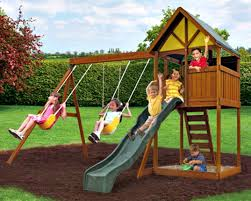 kids outdoor swing sets outdoor designs