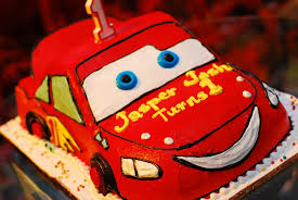 cars birthday cake lightning mc cars birthday cake chedz cakes of cebu
