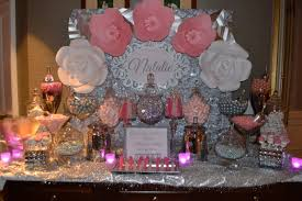 pink candy buffet for sweet 16 other dresses dressesss