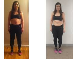 After Challenge 30 Day Pretox Challenge Amelia The Results Are In