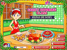 jeux de cuisine de repas de noël école de cuisine de un des jeux en ligne