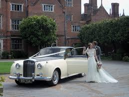 1959 Bentley S Type U2013 Ivory Black Classic Wedding Cars