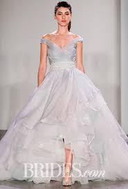 lazaro wedding dress lazaro wedding dresses fall 2016 bridal runway shows brides