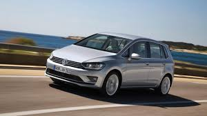 first drive vw golf sportsvan top gear