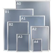 cadre de photo cadre d image olimp 80x120 cm ou 120x80 cm in noir