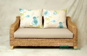 Seagrass Sectional Sofa Top Seagrass Sectional Sofa And Seagrass Sofa Cushions 3 3 Image 4