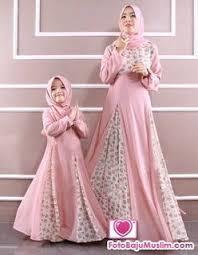 desain baju gaun anak desain model baju muslim anak perempuan cantik pinterest