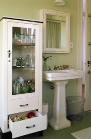 Martha Stewart Bathroom Furniture by Vintage Display Cabinet Chic
