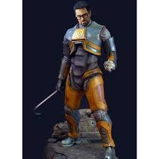 Gordon Freeman Half Life 2 Statue Models I Want Pinterest