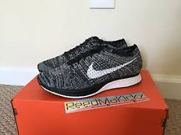 Nike Oreo nike flyknit racer oreo 2 0 black white mens sizes style 526628