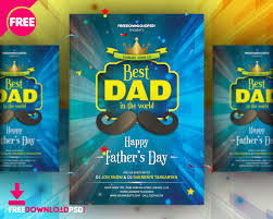 advertising template free fathers day flyer template free psd download download psd fathers day flyer template free psd vintage typography templates template design template