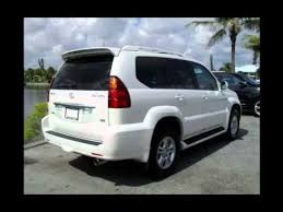 lexus gx for sale by owner clean 2005 lexus gx470 pearl white suv for sale