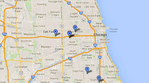Chicago Homicide Map by 4 Dead 13 Wounded In Weekend Chicago Shootings Nbc Chicago