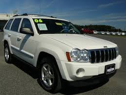 used 2006 jeep grand used car maryland for sale 2006 jeep grand limited 4wd md
