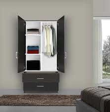 bedroom armoire wardrobe closet for graceful bedroom interiors