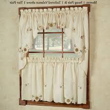 Kitchen Curtain Valance by 100 Kitchen Valances And Curtains Cutlery Kitchen Curtain