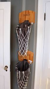 26 best teen room images on pinterest home bedroom ideas and idea for a boys sports theme room basketball hoops add liner for laundry bags