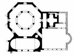 Baths Of Caracalla Floor Plan Lateran Baptistery Battistero Lateranense Or San Giovanni In