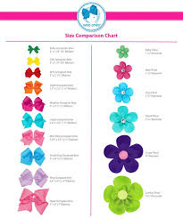 different types of hair bows 244 best bows images on crowns hairbows and flowers