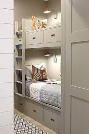 Gray Bunk Bed Ladder Design Ideas - Fitted bunk bed sheets