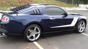 2010 roush mustang specs for sale 2010 ford mustang roush 427r only 1524 stk