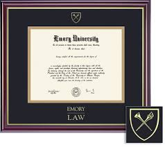 frame for diploma diploma frames b n at emory bookstore