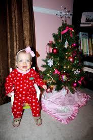 the jackson 4 baby u0027s first christmas tree