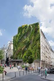 Patrick Blanc U0027s Newest Vertical Garden Greening Urban Walls