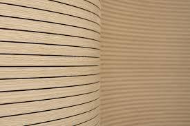 panneaux acoustiques bois panneaux et feutres acoustiques en dérivé du bois archiproducts