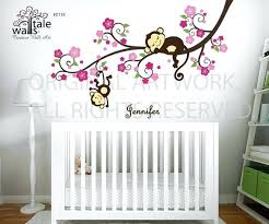Wall Decor Stickers For Nursery Awesome Wall Decor For Baby Nursery Baby Room Decorations Ideas