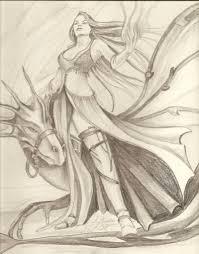 lady sauron and boris by fiannalyn on deviantart