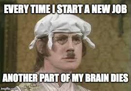 Monty Python Meme - monty python brain hurt latest memes imgflip