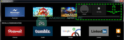 bluestacks settings how to locate settings in bluestacks windows mac apps for pc android