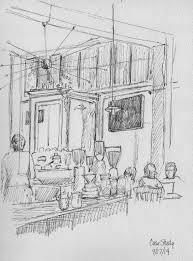 urban sketchers portland september 2014