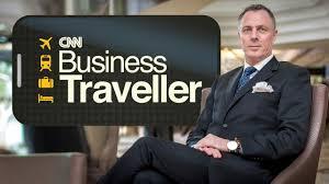 business traveller images Hmh ceo laurent a voivenel on the cnn business traveller show jpg