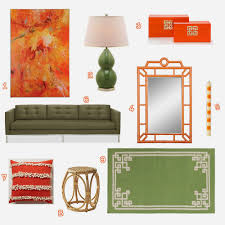 life with a dash of whimsy color combo crush burnt orange and