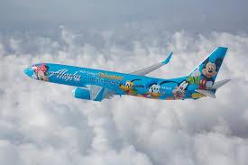 how u0027d they film that alaska airlines u0027 disney airplanes star in