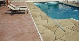 decorative concrete gulfport mississippi veterans flooring concrete