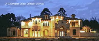 mediterranean home style luxury homes mansions plans design architect