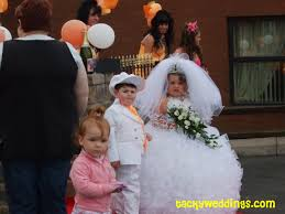 tackiest worst wedding pictures