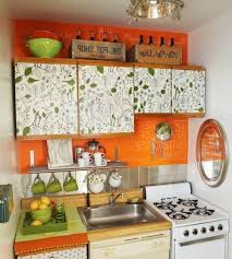 Small Kitchen Furniture Kitchen Creative Small Kitchen Decorating Ideas Kitchen