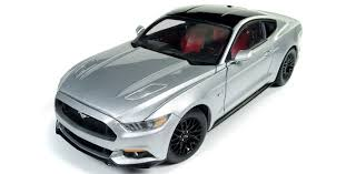 mustang gt model 2017 ford mustang gt 1 18 scale diecast model by auto