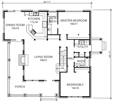cottage home floor plans parsons bend rustic cottage home plan 095d 0050 house plans and more