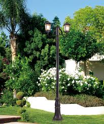 Mid Century Outdoor Lighting by Die Casting Traditional Outdoor Lamp Post Lights For Walking