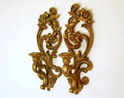 Candle Wall Sconces Candle Wall Sconces Etsy