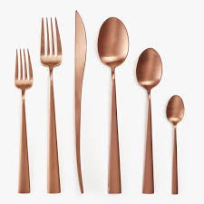 modern silverware luxury flatware and cutlery sets in nyc at abc home