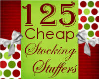 Stocking Stuffers Ideas 125 Plus Cheap Stocking Stuffer Ideas Organizing Homelife